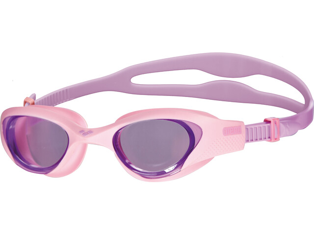 arena The One Goggles Juniors violet-pink-violet